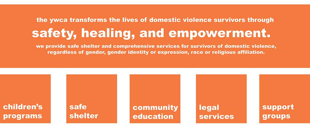 ywca domestic abuse services